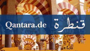 "Logo DW website ""Qantara.de"""