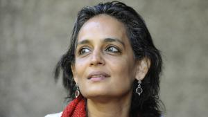 Indian novelist and activist Arundhati Roy (photo: AFP/Getty Images)