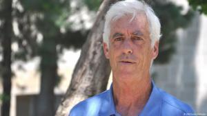German-Israeli historian Moshe Zimmermann (photo: DW)