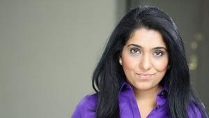 Pakistani American actress Aizzah Fatima (source: aizzah.wixsite.com)