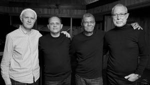 Django Bates, Anouar Brahem, Jack DeJohnette and Dave Holland (photo: Bart Babinski/ECM Records)