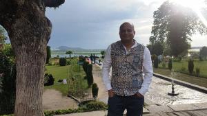 Identity politics expert Dr Mujibur Rehman (photo: private)