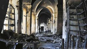 The ruins of Aleppo's bazaar (photo: Nunnerich-Asmus Verlag & Media GmbH)