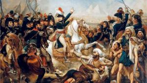 The Orient in flux: in 1798 Napoleon′s troops landed in Egypt and dealt a stunning blow to the Muslim Mamluks (source: Fine Art Images/Heritage Images/Getty Images)