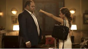 Veterinary surgeon Bahgat (Mohamed Mamdouh) in the Egyptian film ″A Man Wanted″ (source: IMDb)