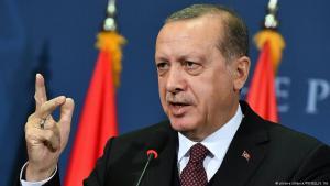 Turkish President Recep Tayyip Erdogan (photo: picture-alliance/Pixsell/S. Ilic)