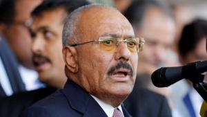 Yemen′s former long-time dictator Ali Abdullah Saleh (photo: Reuters)