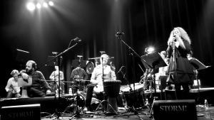 Siwan in concert on 12 November in S'Hertogenbosch, Netherlands (source: siwan.no; photo: Annie Boedt)