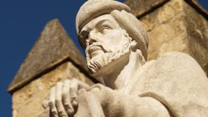 Monument of the Muslim philosopher Averroes (photo: Manolo Blanco; source: Flickr)