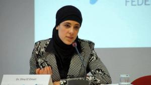 Theologian Dina El Omari (photo: private)