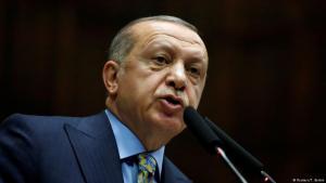 Turkish President Recep Tayyip Erdogan (photo: Reuters/T. Berkin)