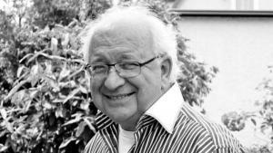 Islamic scholar Peter Heine (source: Klaus Wagenbach Verlag)
