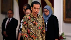 Indonesiaʹs President Joko Widodo (photo: Reuters)
