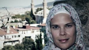 Finnish Islamophobia researcher Linda Hyokki (photo: private; source: Facebook)