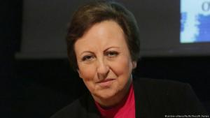 Nobel Peace Prize Laureate Shirin Ebadi (photo: picture-alliance)