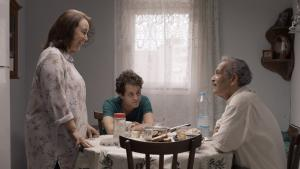 "Still taken from Mohammed Ben Atiaʹs ""Dear Son"" (distributed by BAC Films)"
