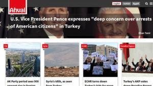 Turkish exiles′ news platform ″Ahval″ (source: Ahval)