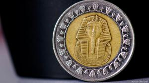 The Egyptian pound (photo: picture-alliance/dpa)