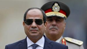 Egyptian President Abdul Fattah al-Sisi (photo: epa/dpa)