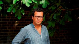 Libyan author Hisham Matar (photo: Luchterhand Literaturverlag)