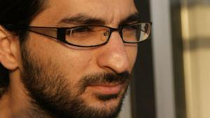 Syrian dramatist Wael Kadour (photo: private)