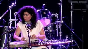 Maya Youssef Trio at Musicport 2017 (source: YouTube)