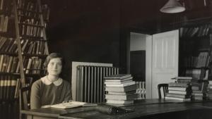 Murdered in Auschwitz: the Jewish Arabist Hedwig Klein (photo: private, undated)