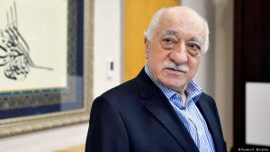 Islamic cleric Fethullah Gulen at his house in Saylorsburg, Pennsylvania (photo: Reuters/C. Mostoller)