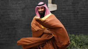 Saudi Crown Prince Mohammed bin Salman (photo: picture-alliance)