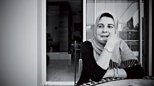 Muslim feminist Asma Lamrabet (photo: asma-lamrabet.com)