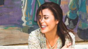 Lebanese film director Reem Saleh (photo: Martin Rodriguez Redondo/Goethe.de)