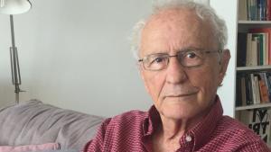 Israeli historian Zeev Sternhell (photo: Inge Gunther)