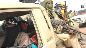 Ansar al-Din Islamists in Mali (photo: AP)