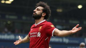 Egyptian football star Mohamed Salah (photo: picture-alliance)