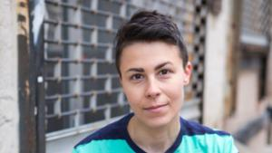 Syrian American writer Jennifer Zeynab Joukhadar (photo: Neha Gautam)
