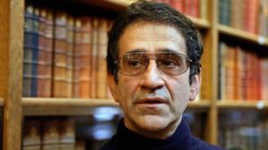 Iranian-French sociologist Farhad Khosrokhavar (photo: AFP/Damien Meyer)