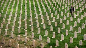 Cemetery of the Halabja massacre victims (photo: AFP/Safin Hamed)