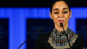 Iranian artist Shirin Neshat (photo: Reuters)