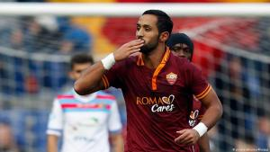 Mehdi Benatia in action for AS Rome (photo: UPDATE IMAGES PRESS/Isabella Bonotto)