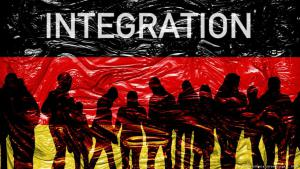 Symbolic image of integration (photo: picture-alliance)