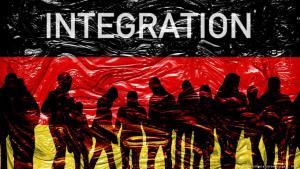 Symbolic image of integration (photo: picture-alliance)