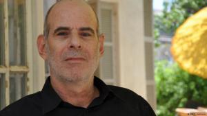 Israeli director Samuel Maoz (photo: DW/Sarah Judith Hofmann)
