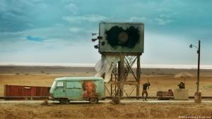 """Filmszene aus """"Foxtrot"""" des Regisseurs Samuel Maoz; Quelle: NFP Marketing & Distribution"""