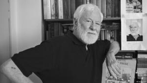 Israeli peace activist Uri Avnery has died in Israel, aged 94 (photo: Imago/epd)