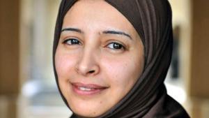 Activist-writer and novelist Bushra al-Maqtari (photo: private)