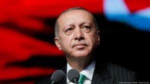 Turkish President Recep Tayyip Erdogan (photo: picture-alliance/AA)