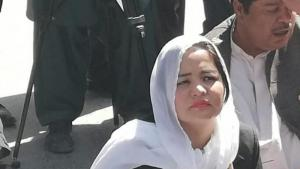 Pakistani human rights activist Jalila Haider (photo: private)