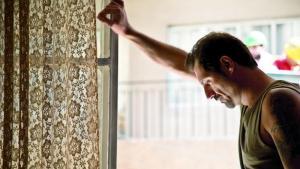 """The Christian Tony (Adel Karam) in Ziad Doueiriʹs film """"The Insult"""" (source: Alpenrepublik Filmverleih)"""