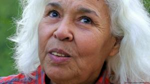 Nawal El Saadawi (photo: picture-alliance/AFP/Nagmani)