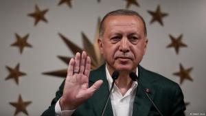 Turkish President Recep Tayyip Erdogan (photo: DHA/C. Erok)